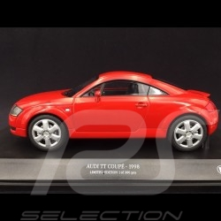 Audi TT Coupé 1998 red 1/18 Minichamps 155017022