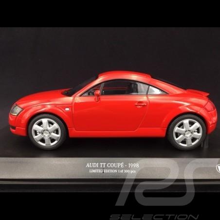 Audi TT Coupé 1998 rouge 1/18 Minichamps 155017022