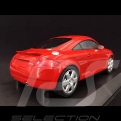 Audi TT Coupé 1998 red 1/18 Minichamps 155017022
