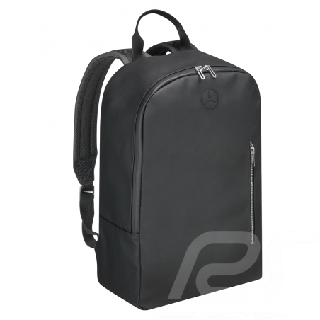Sac à dos Backpack Rucksack Mercedes Cuir Noir Mercedes-Benz B66955032
