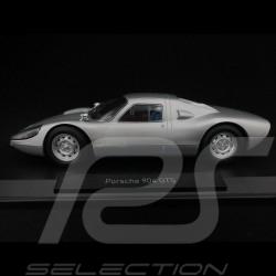Porsche 904 GTS 1964 silver 1/18 Norev 187440