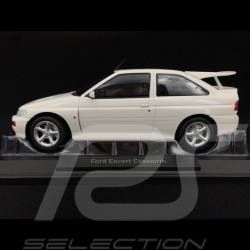 Ford Escort Cosworth 1992 white 1/18 Norev 182776
