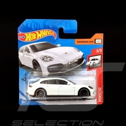 Porsche Boxster Spyder 2012 white 1/72 Hot Wheels