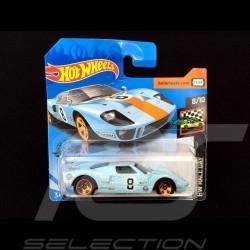 Ford GT40 24h Le Mans 1968 n°8 Gulf 1/72 Hot Wheels