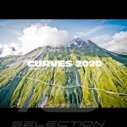 Calendrier Calender Kalendar Curves 2020 Soulful Driving - Stefan Bogner