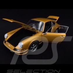 Porsche 911 S Coupé 1973 gold 1/18 Schuco 450036100