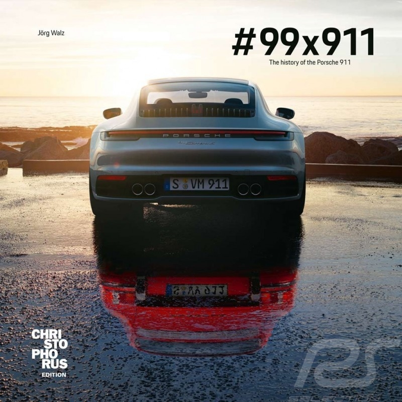 Book 99x911 - The history of the Porsche 911