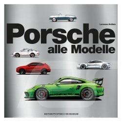 Buch Porsche Alle Modelle - Lorenzo Ardizio