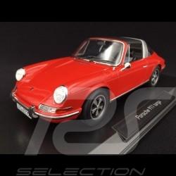 Porsche 911 T Targa 1971 red 1/18 Norev 187634