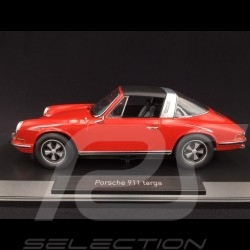 Porsche 911 T Targa 1971 rouge 1/18 Norev 187634
