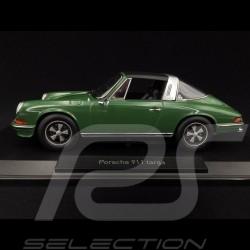 Porsche 911 2.4 S Targa 1973 vert Irlandais 1/18 Norev 187632 irish green Irischgrün