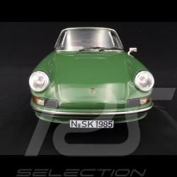 Porsche 911 2.4 S Targa 1973 Irish green 1/18 Norev 187632