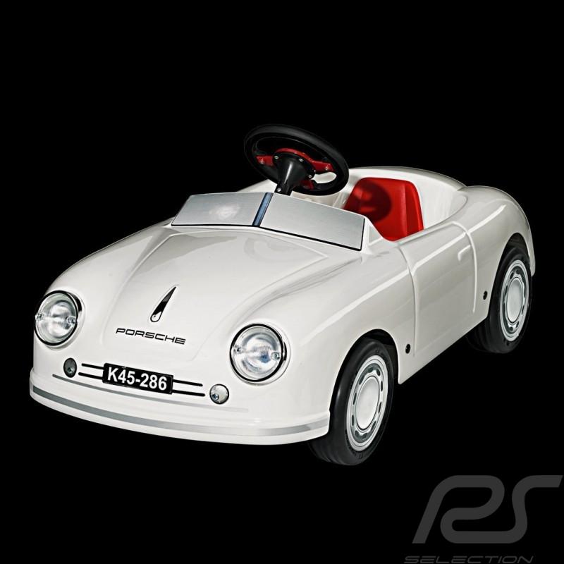 Porsche 356 Cabriolet Battery vehicle for children White Porsche Design WAP0402000B