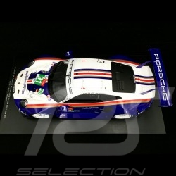 Porsche 911 RSR type 991 24h Le Mans 2018 n° 91 Rothmans colors Porsche 70 years 1/12 Spark 12S011