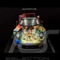 Porsche 911 RSR type 991 Winner 24h du Mans 2019 n° 56 Team Project One 1/43 Spark S7942