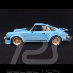 Porsche 934 1976 bleu 1/12 Minichamps 125766407