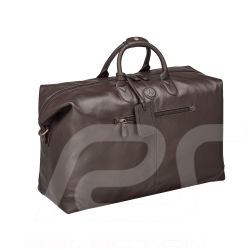 Sac de voyage Travel bag Reisetasche  Mercedes Classic Cuir Marron Mercedes-Benz B66042011