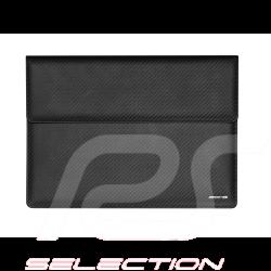 Etui pour ordinateur portable Mercedes AMG Cuir Noir Mercedes-Benz B66954469 Laptop sleeve Laptophülle