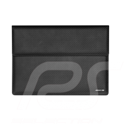 Mercedes AMG laptop bag Black Leather Mercedes-Benz B66954469