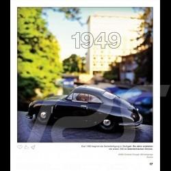 Book Porsche Modellautos - 70 Jahre Sportwagen-Historie