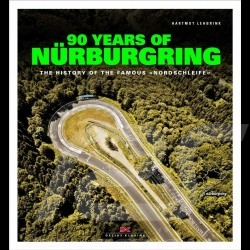 Buch 90 Years of Nürburgring - The history of the famous Nordschleife