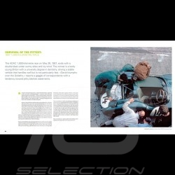 Book  90 Years of Nürburgring - The history of the famous Nordschleife