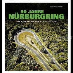 Buch 90 Jahre Nürburgring - Die Geschichte der Nordschleife