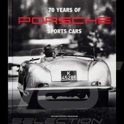 Livre book Buch 70 Years of Porsche Sportscars - Edition Porsche Museum