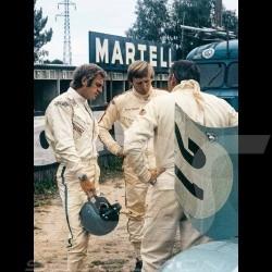 Book Unser Le Mans - Siegfried Rauch. Steve McQueen