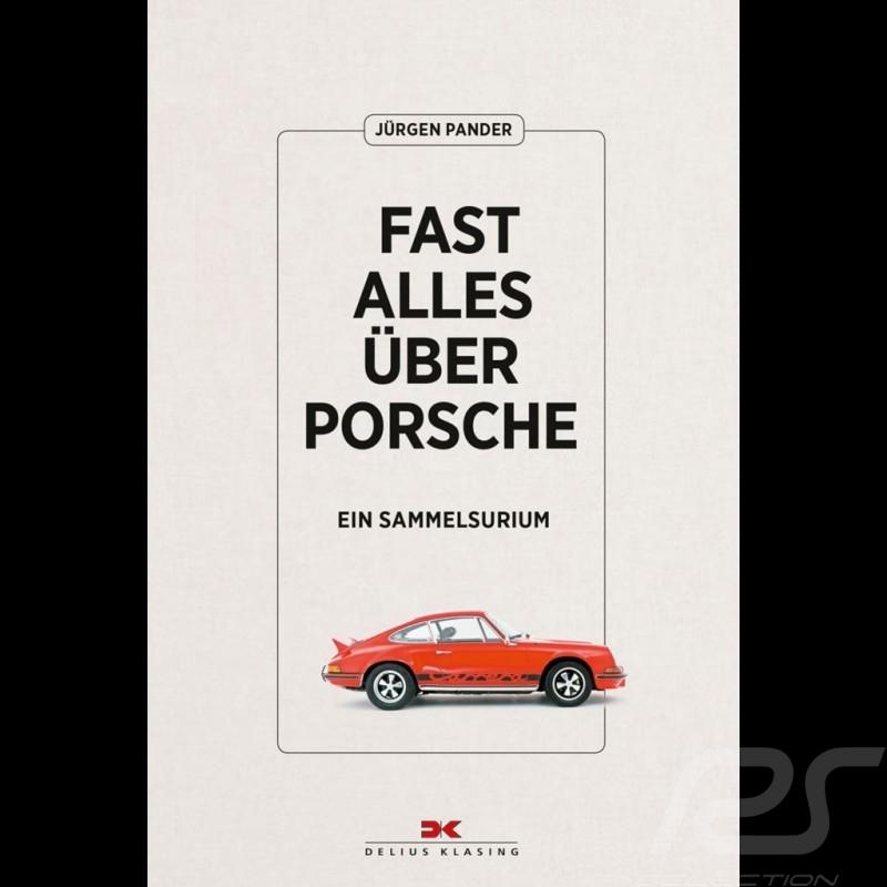 Book Fast alles über Porsche - Ein Sammelsurium