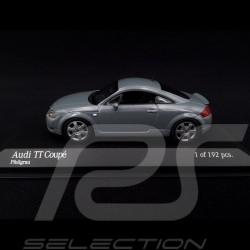 Audi TT Coupé 1999 gris flèche 1/43 Minichamps 430017255 arrow grey Pfeilgrau