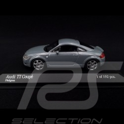 Audi TT Coupé 1999 Pfeilgrau 1/43 Minichamps 430017255