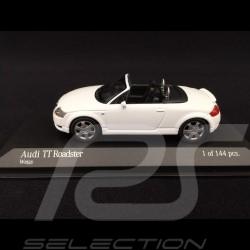 Audi TT Roadster 1999 white 1/43 Minichamps 430017238