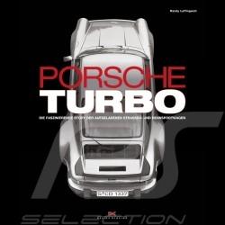 Livre book buch Porsche Turbo - Die faszinierende Story der aufgeladenen Straßen- und Rennsportwagen