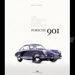 Buch Porsche 901 - Die Wurzeln einer Legende