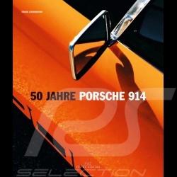 Livre Book Buch 50 Jahre Porsche 914 - Jürgen Lewandowski