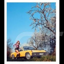 Book 50 Jahre Porsche 914 - Jürgen Lewandowski