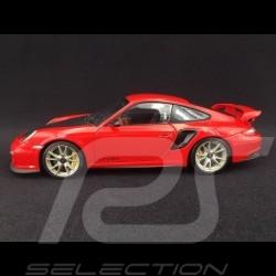 Porsche 911 GT2 RS type 997 2010 rouge 1/18 Minichamps WAP0210030B