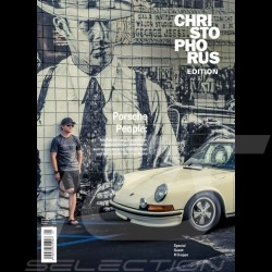 Buch XL-Special Porsche Magazin Christophorus - The people issue