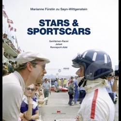 Book Stars & Sportscars - Gentlemen-Racer, Jetset, Rennsport-Adel
