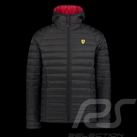 Ferrari Steppjacke Schwarz Ferrari Motorsport Collection - Herren