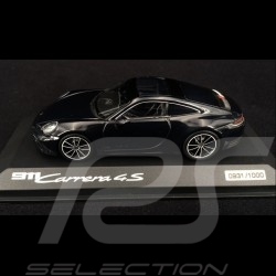 "Porsche 911 type 992 Carrera 4S 2020 ""Belgian Legend"" X blue 1/43 Minichamps WAP0201800LEXC"