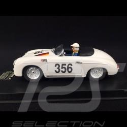 Slot car Porsche 356 A Speedster n° 356 1/32 Ninco 50125