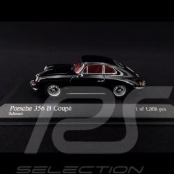 Porsche 356 B Coupé 1961 schwarz 1/43 Minichamps 400064301
