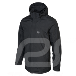 Mercedes jacket Parka Black Mercedes-Benz B67871177 - men