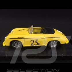 Porsche 356 A Speedster n° 23F James Dean Palm Springs 1955 1/43 Brumm BIS Edition R117