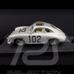 Porsche 356 Coupé n° 102 Targa Florio 1952 1/43 Brumm R144