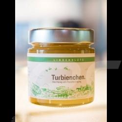 Pot de miel Turbienchen 250g Porsche Leipzig Production artisanale honeu jar honig glas