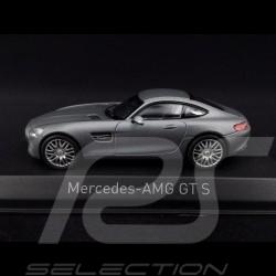 Mercedes-AMG GT S 2015 matt grey 1/43 Norev 351350