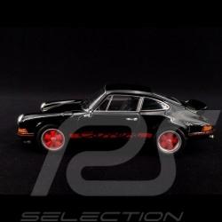 Porsche 911 Carrera RS 2.7 1973 noir / rouge 1/24 Welly MAP02482418 black / red schwarz / rot